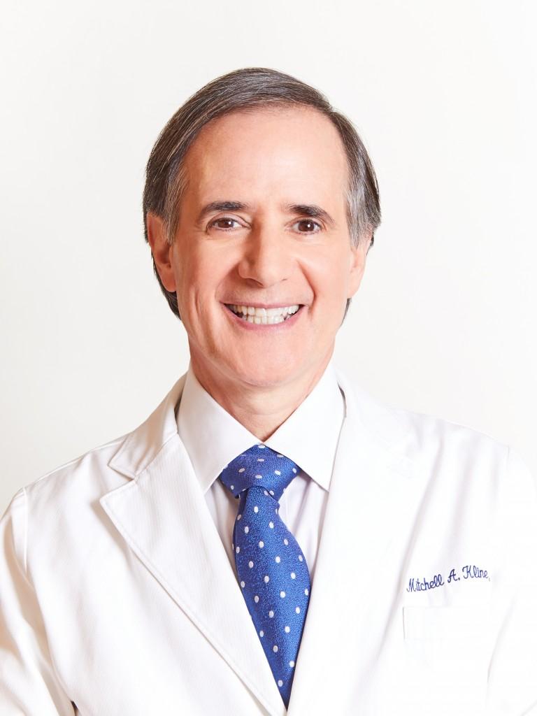 Mitchell A. Kline MD Headshot